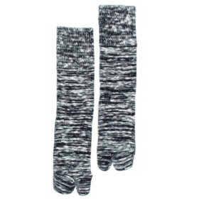 Slub Socks (Black)