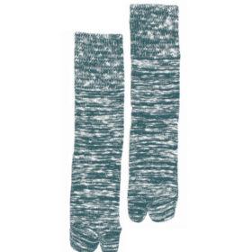 Slub Socks (Navy)